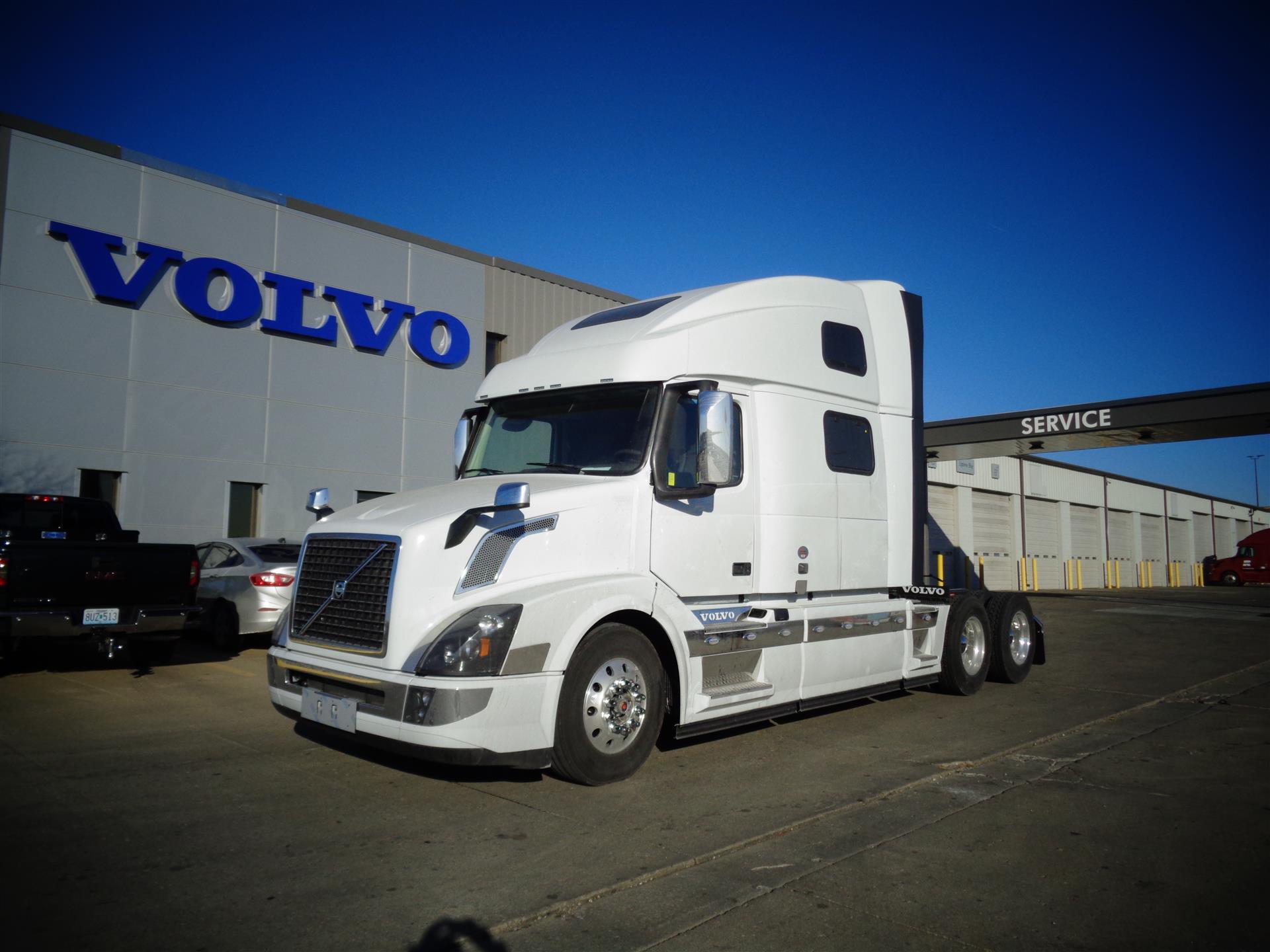 2018 Volvo VNL64T780