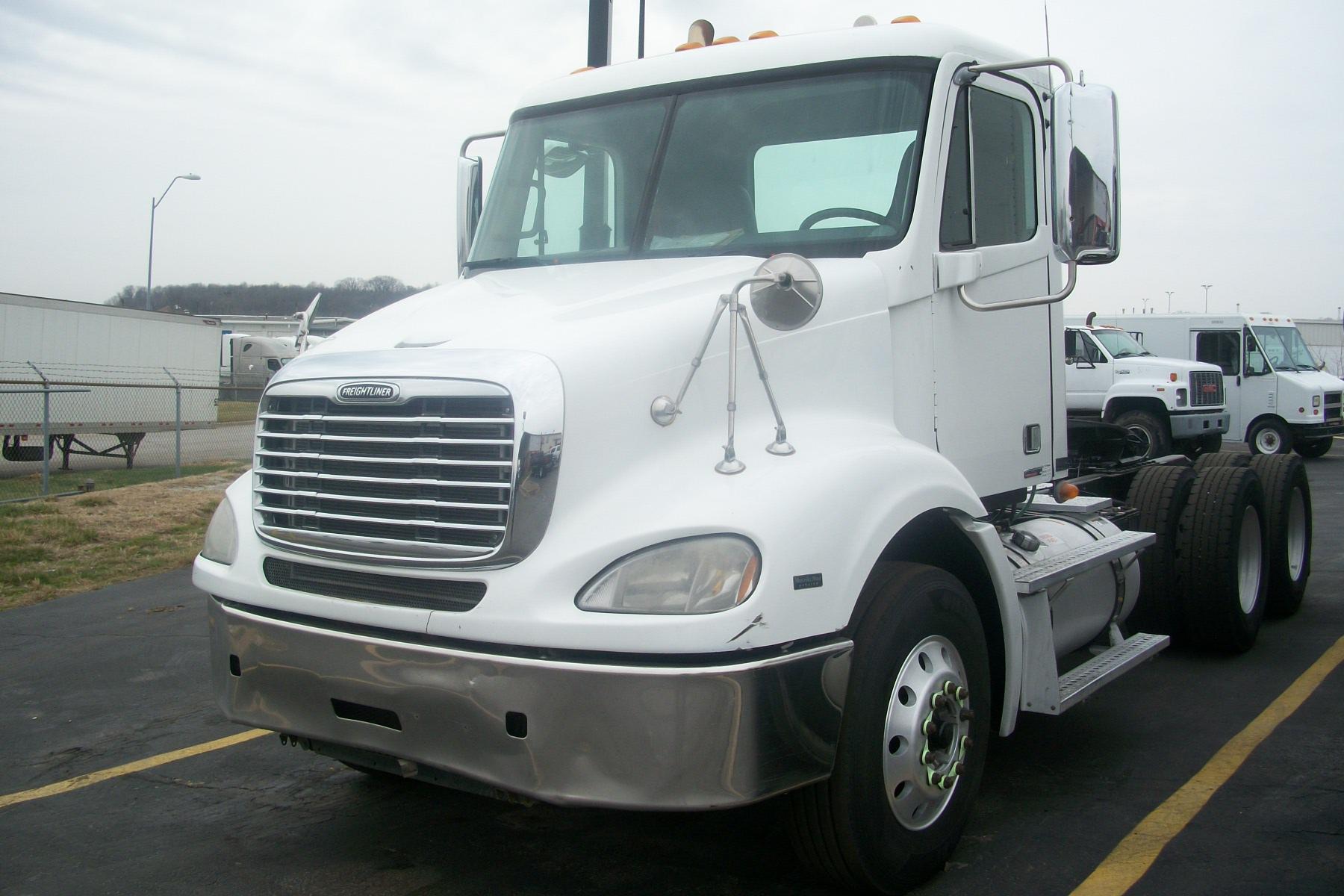 2008 Freightliner CL112