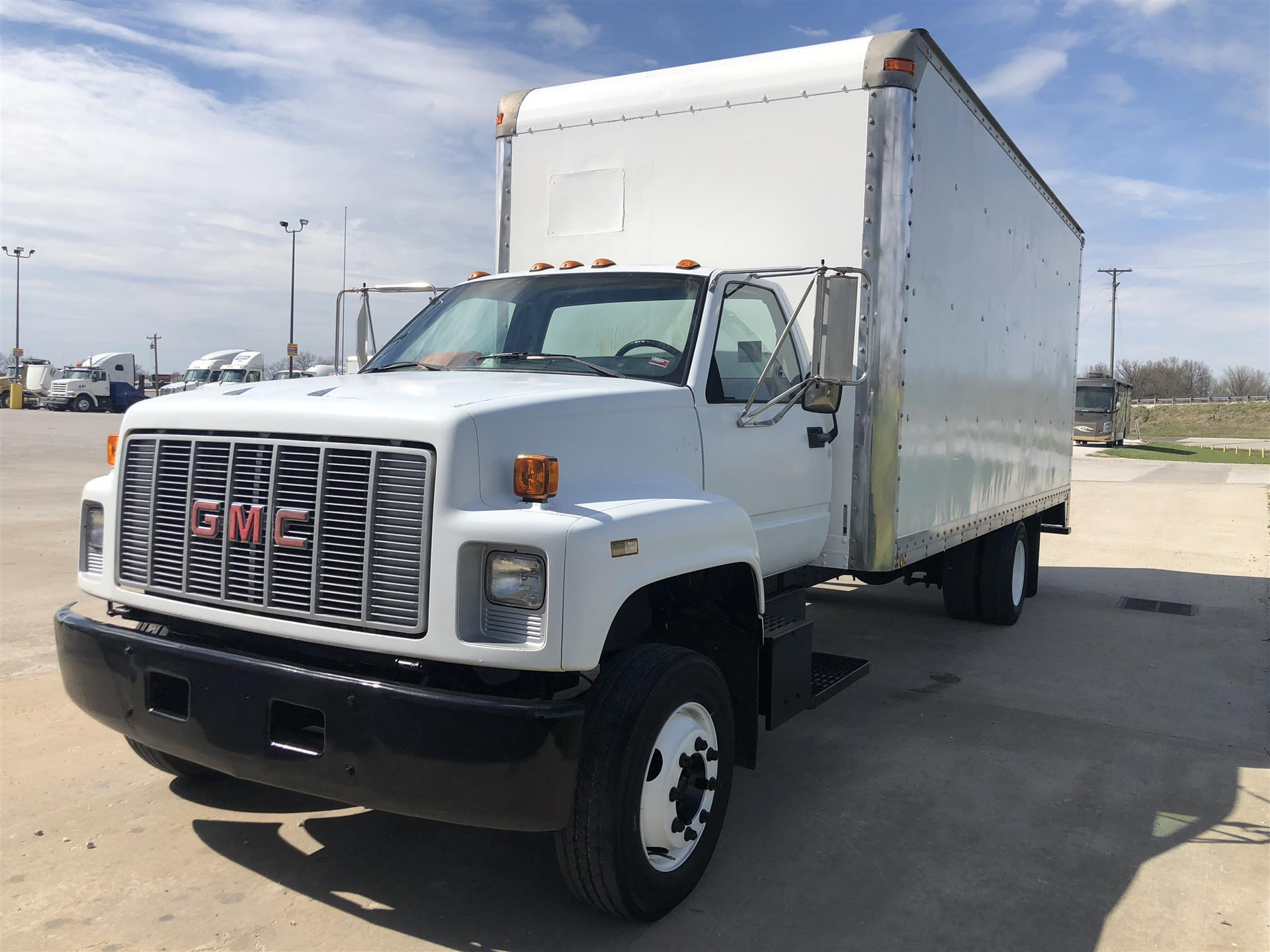 1992 GMC TOP KICK