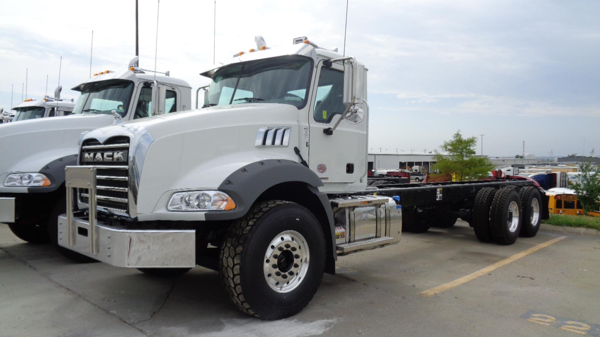 2019 Mack GRANITE 64BR ROLL OFF