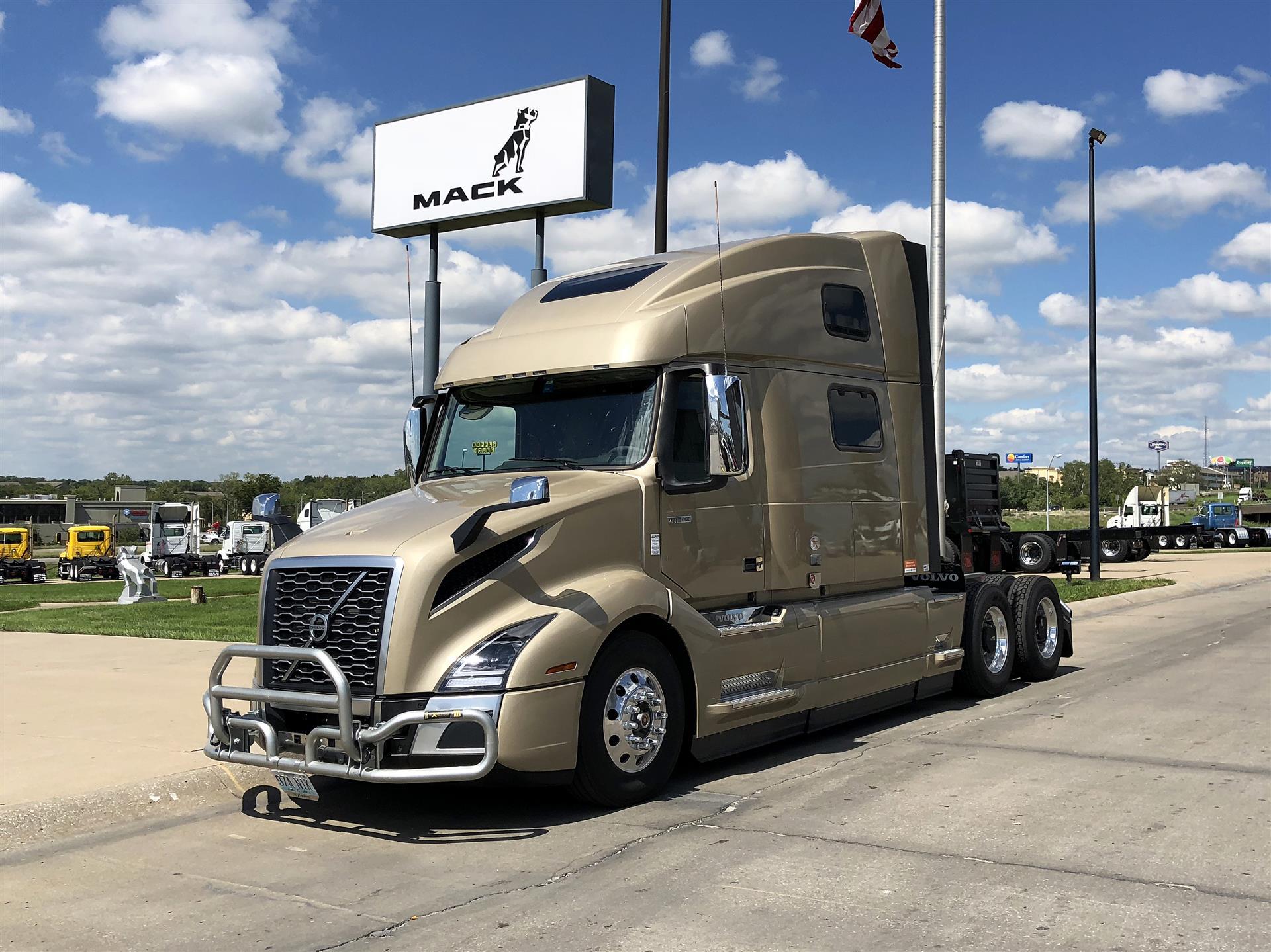2020 volvo vnl64t860 sleeper truck