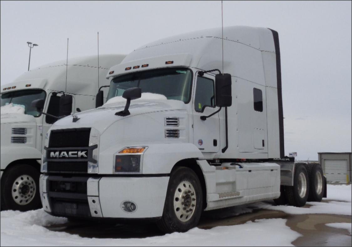 2020 Mack ANTHEM 64T 70 INCH SLEEPER