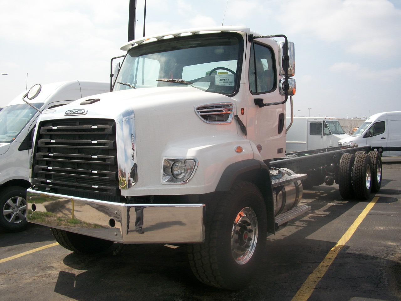 2020 Freightliner 114SD