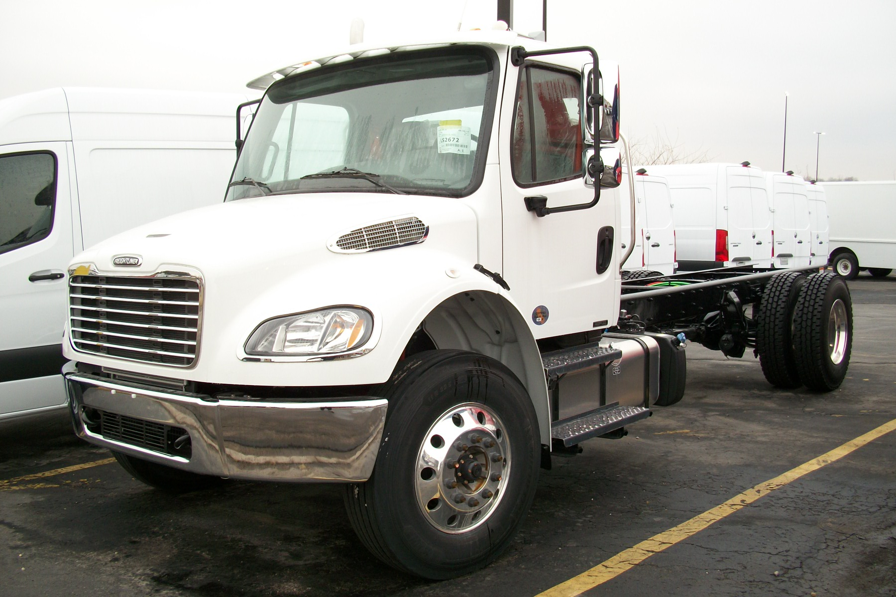 2020 Freightliner M2 106