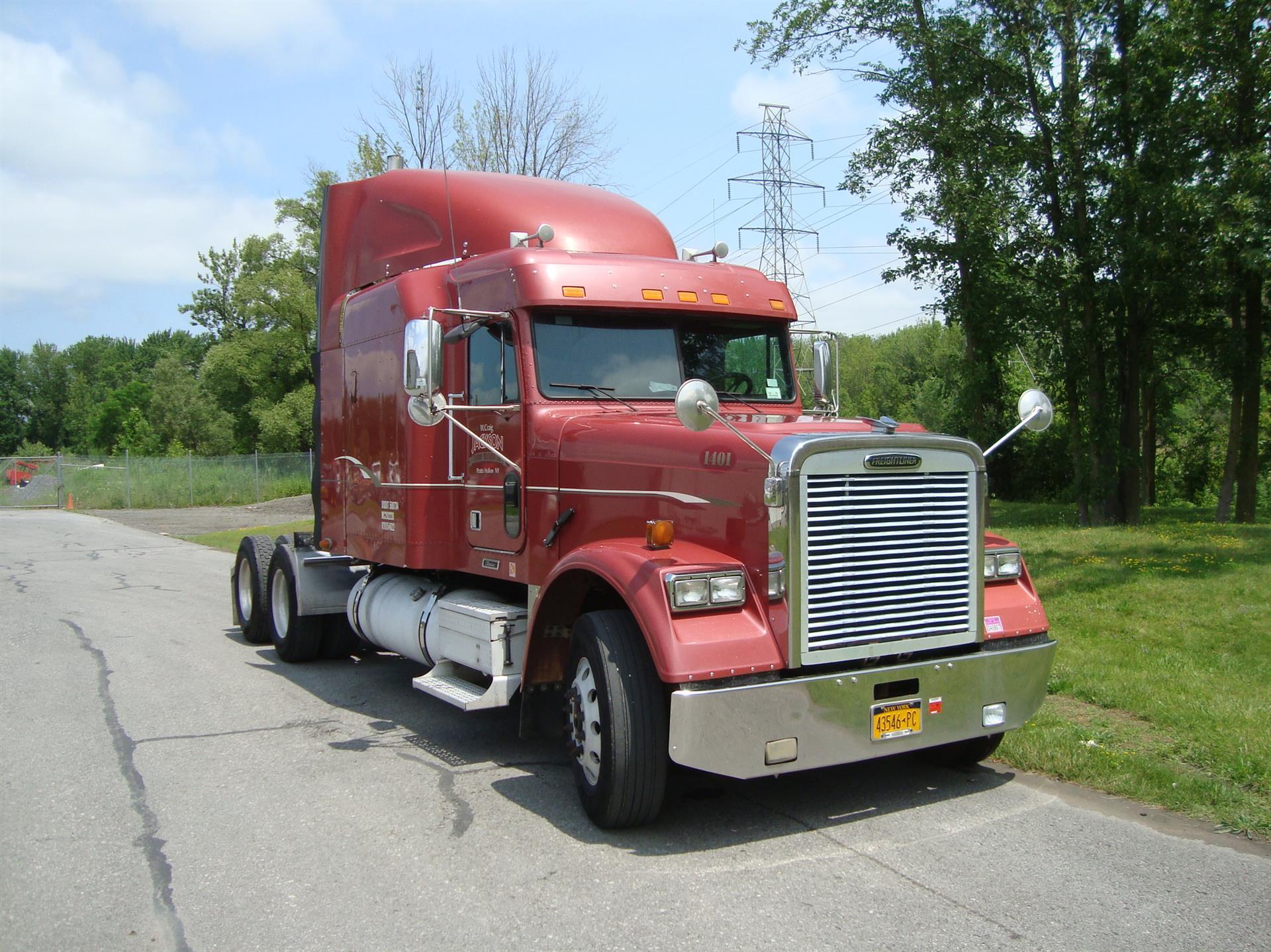 Freightliner fld120 Trucks for Sale