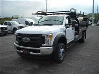 2017 Ford F-550 4x4