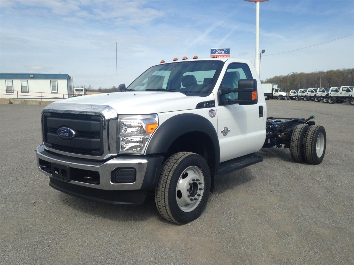 New 2016 Ford F550 For Sale In Youngstown Oh Allstate
