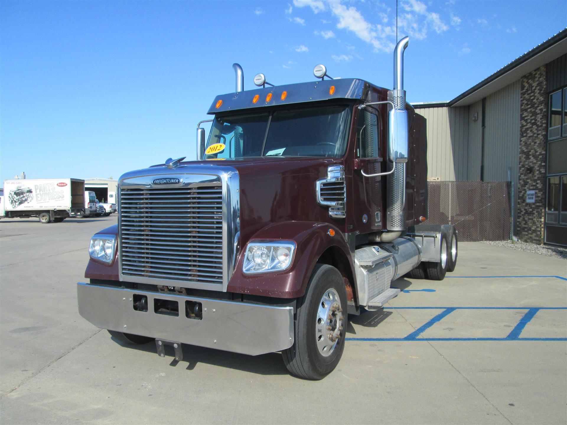 2012 Freightliner Coronado TNBE7383