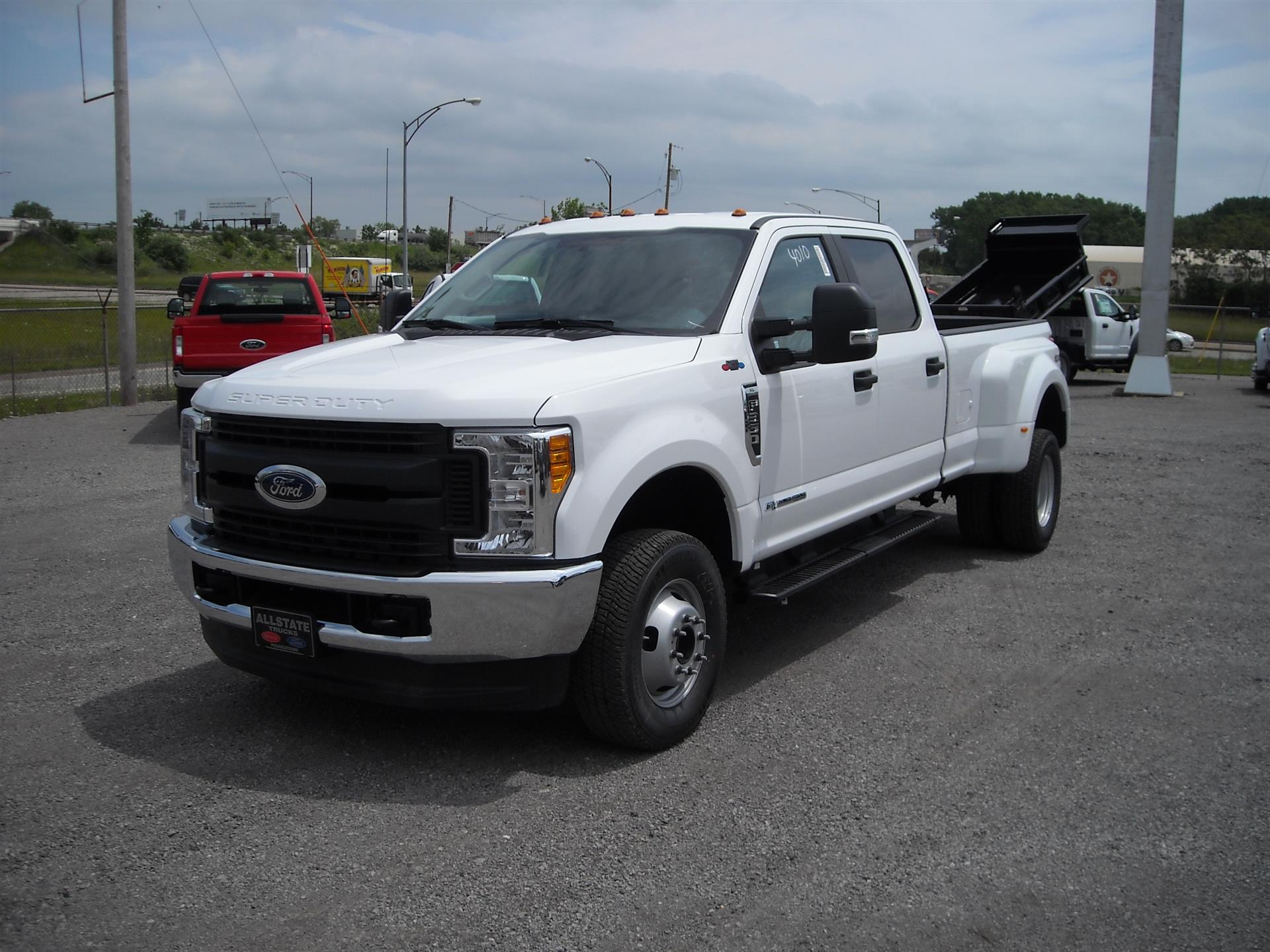 2017 Ford 350