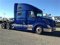 Used 2014 Volvo VNL780 for Sale