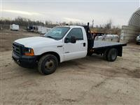 Used 2007 Ford F350 for Sale