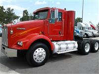 Used 2008 Kenworth T800 for Sale