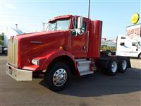 Used 2007 Kenworth T800 for Sale