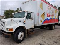 Used 2002 International 4700 for Sale
