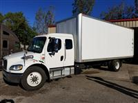Used 2015 Freightliner M2 Ext. Cab for Sale