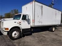 Used 2000 International 4700 for Sale