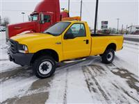Used 2003 Ford F350 4x4 for Sale