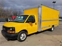 Used 2015 GMC 3500 Savana for Sale