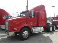 Used 2012 Kenworth T800 for Sale