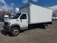 Used 2003 Ford E550 for Sale