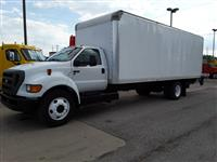 Used 2013FordF650 for Sale