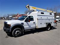Used 2008 Ford F450 for Sale