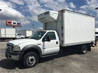 Used 2005 Ford F550 for Sale