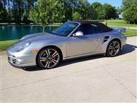 Used 2012Porsche911 Turbo Cabriolet for Sale