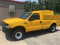 Used 2004 Ford F350 4x4 for Sale