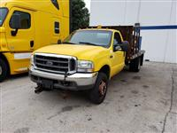 Used 2004 Ford F450 4x4 for Sale