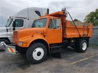 Used 2001 International 4700 for Sale
