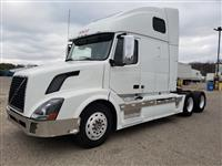 Used 2010 Volvo VNL670 for Sale