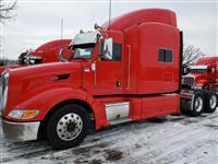 Used 2015 Peterbilt 386 for Sale