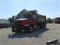 Used 2009 Mack GU813 for Sale