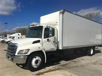 Used 2014 Hino 268A for Sale