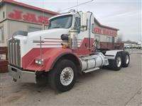 Used 2009 Kenworth T800 Ext Cab for Sale