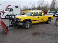 Used 2005 Chevrolet 2500 HD 4x4 for Sale