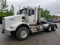 Used 2014 Kenworth T800 Ext Cab for Sale