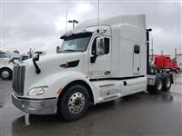 Used 2017 Peterbilt 579 for Sale