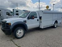 Used 2010 Ford F550 for Sale