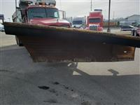 Used 2010 Gledhill Snow Plow for Sale
