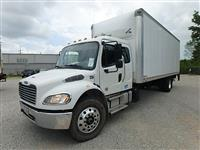 2017FreightlinerM2 Ext Cab