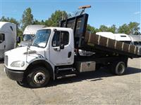 2008 Freightliner M2 Lo Pro