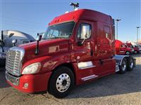 2017 Freightliner Cascadia Evolution