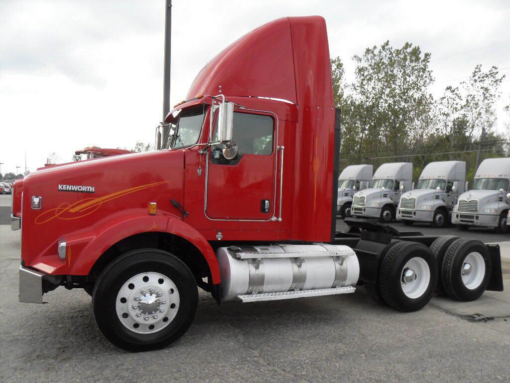 2011 Kenworth T800