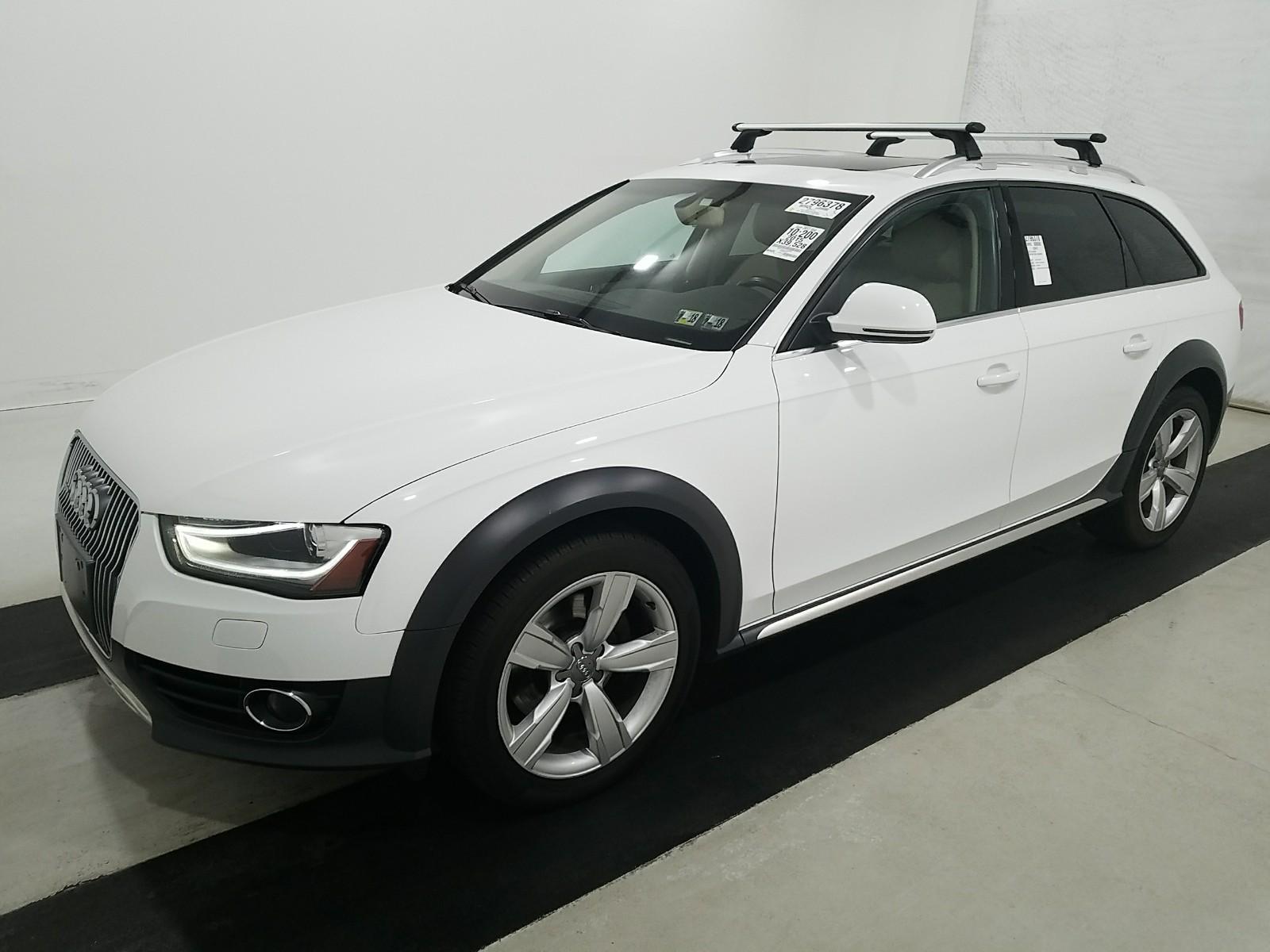 2015 Audi Allroad Quattro