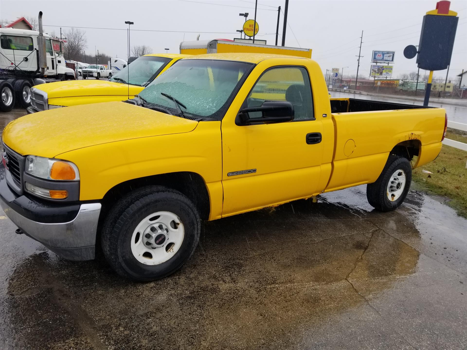 1999 GMC 2500 Sierra