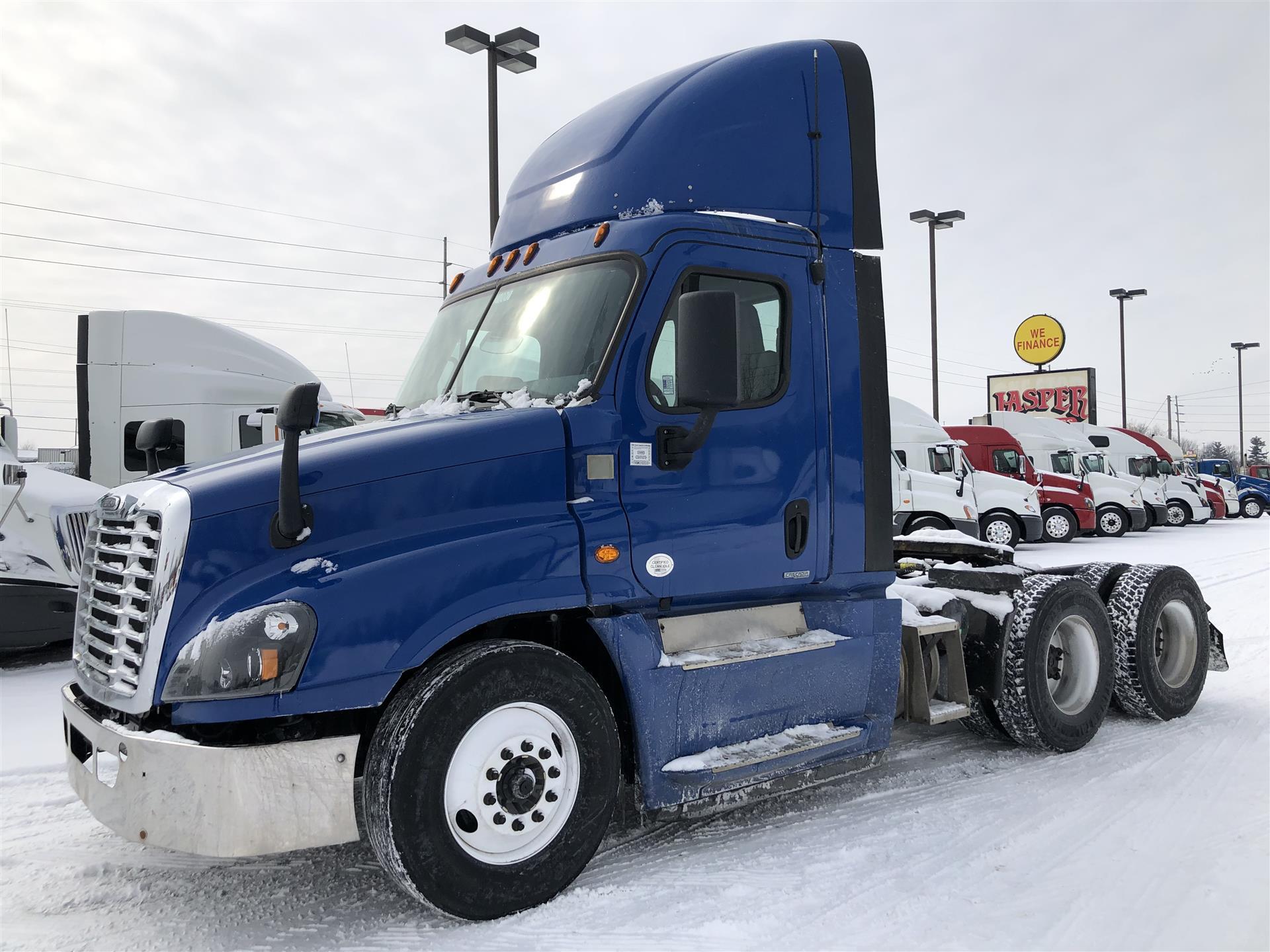 2016 Freightliner Cascadia Evolution