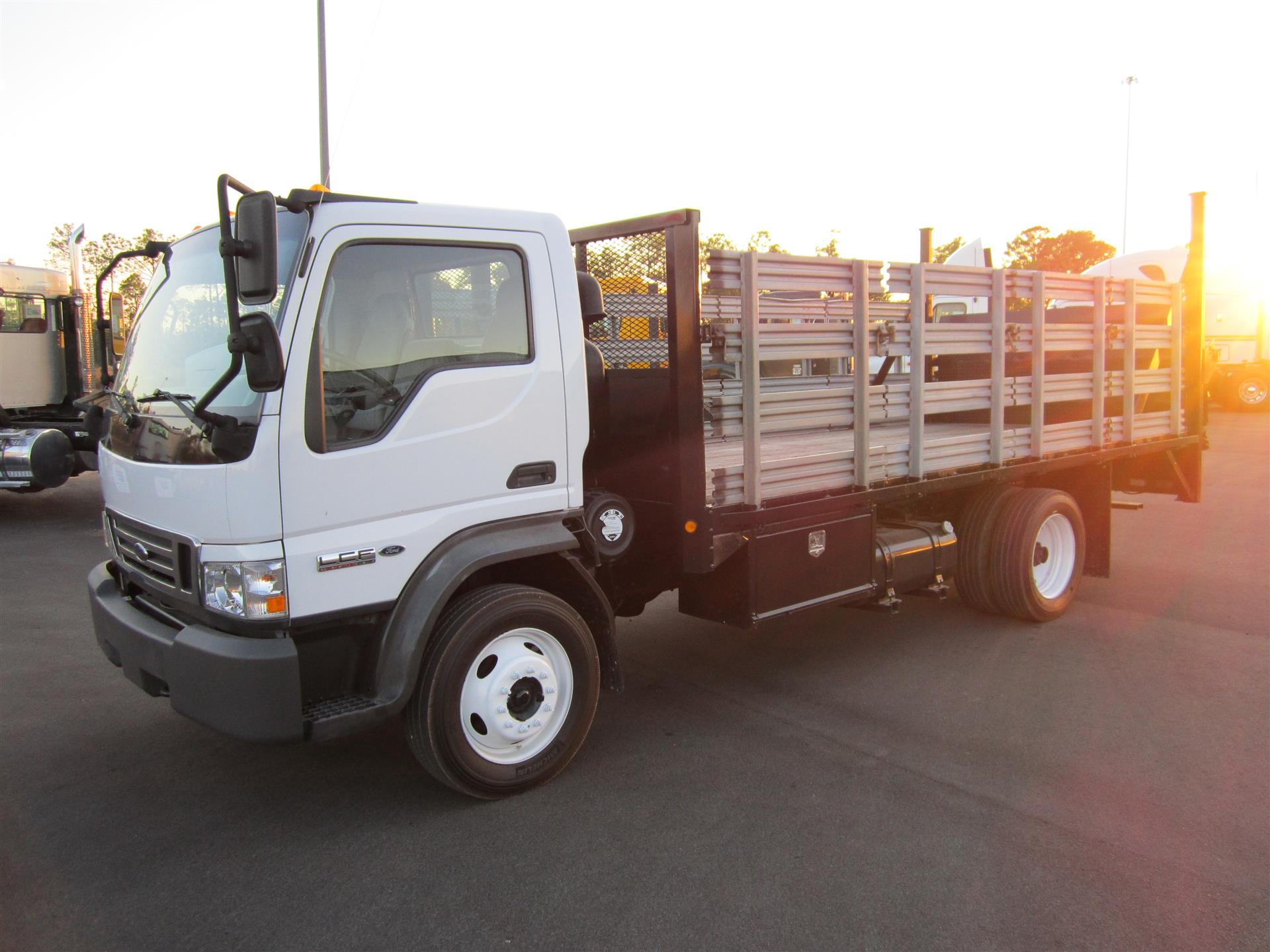 2006 Ford Flatbed