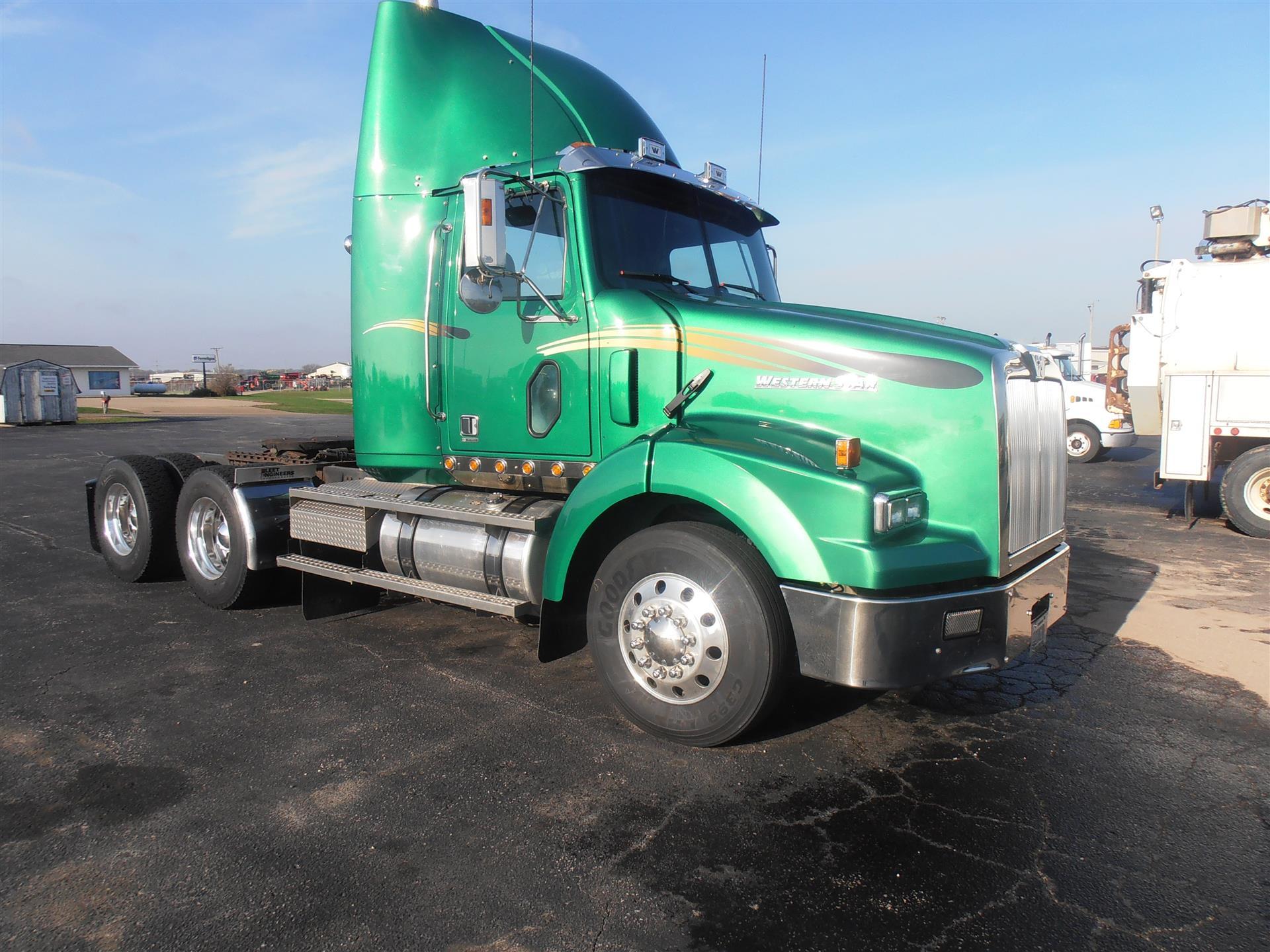 2009 Western Star 4900SB